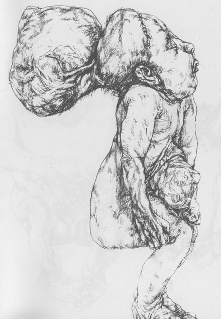 Les corps nus cornus